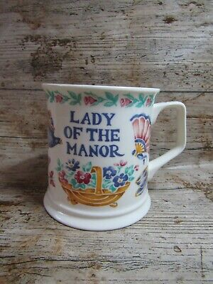 £9.99 • Buy Past Times - Lady Of The Manor Mug