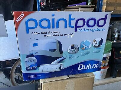 Dulux Paintpod Roller System & Accessories  • 20£