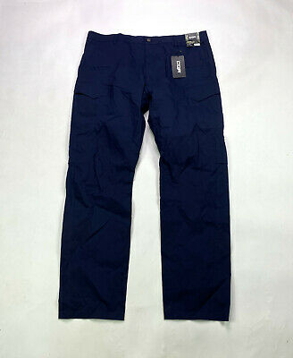 $ CDN35.90 • Buy CQR Tactical Cargo Duratex Ripstop Mens Size 40 X 34 Navy Hiking Pants