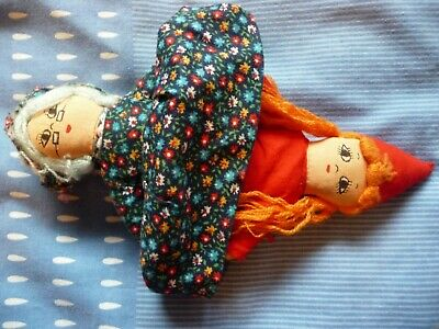 £8 • Buy 3 In 1 Topsy Turvy Little Red Riding Hood/Granma/Wolf Doll