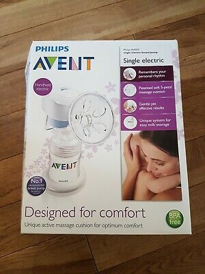 AU44.87 • Buy Philips Avent Single Electric Breast Pump