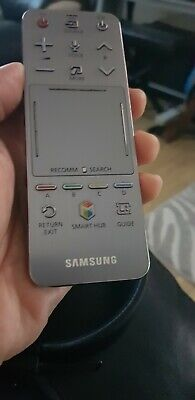£40 • Buy Genuine Samsung 3d Tv Aa59-00842a Smart Touch Remote Control Silver
