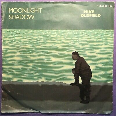 £2.45 • Buy Mike Oldfield - Moonlight Shadow (7  Single) Juke Box P/sleeve German 105390-100