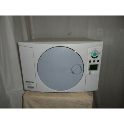 £1199 • Buy Eschmann Little Sister SES 225B Vacuum Autoclave Fully Serviced And Tested.