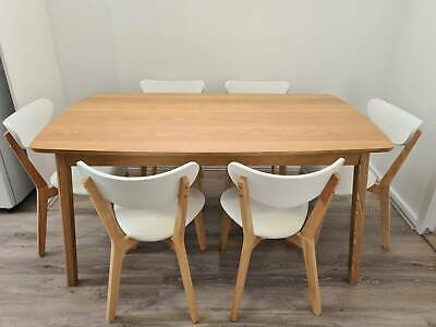 AU580 • Buy Dinning Set - Table And 6 Chairs