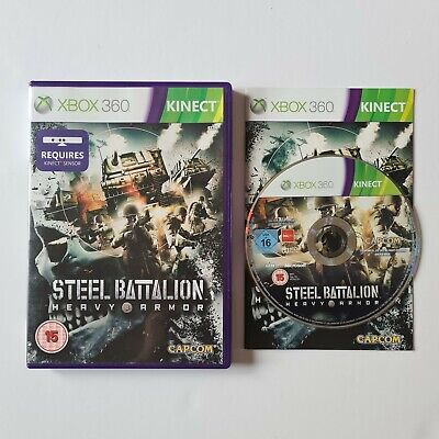 £7.99 • Buy Steel Battalion: Heavy Armor Xbox 360 Combat Game Kinect With Manual & Free P&P