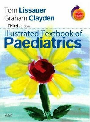 £4.25 • Buy Illustrated Textbook Of Paediatrics: With STUDENT CONSULT Online Access