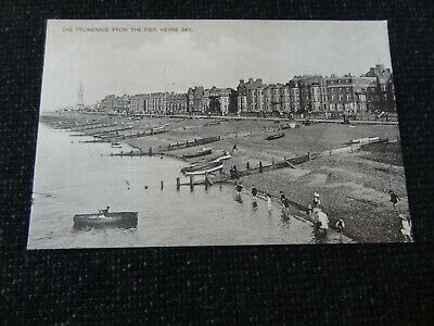 £1.40 • Buy The Promenade From The Pier Herne Bay Postcard Kent - 38030