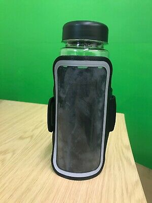 Clear Water Bottle And Sports Phone Armband Running Runner Sports • 5.99£