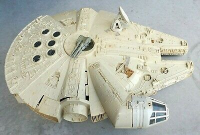$ CDN272.23 • Buy *MILLENNIUM FALCON* Star Wars 1979 Vintage *COMPLETE* Kenner Jedi Training Ball
