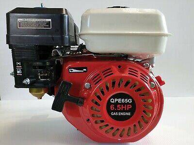 AU169 • Buy 6.5HP Stationary Engine OHV Horizontal Shaft Motor QPE65G!