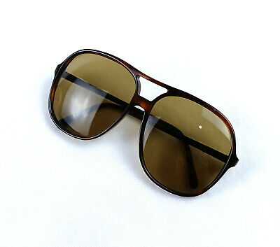 AU381.36 • Buy Vintage Persol Manager Sunglasses 0687/60 Pilot Frame Genuine 1960s Italy