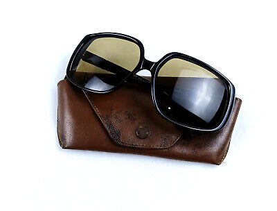 AU444.92 • Buy 60s 6636 PERSOL SUNGLASSES VINTAGE MEFLECTO RATTI OVER SIZE FRAME GENUINE ITALY
