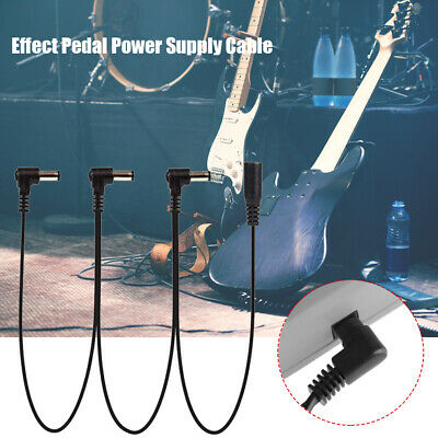 AU12.44 • Buy 9V 2A Wire Effect Pedal Power Supply Cable Cord Splitter Musical Electric Guitar