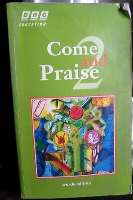 £3.50 • Buy Come And Praise 2 BBC Education    Hymn Book Christian Theology