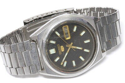 $ CDN33.69 • Buy Seiko 7009-876A Automatic Watch For Repairs Or For Parts   -13050