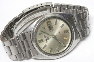$ CDN33.69 • Buy Seiko 7009-3040 Automatic Watch For Repairs Or For Parts       -13052