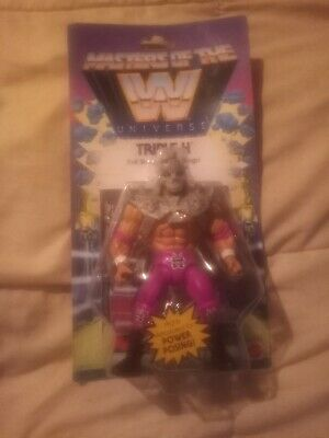 $62.50 • Buy Wwe Master Of The Universe Triple H Matel Figure New Unopened*sale5/10-5/12*