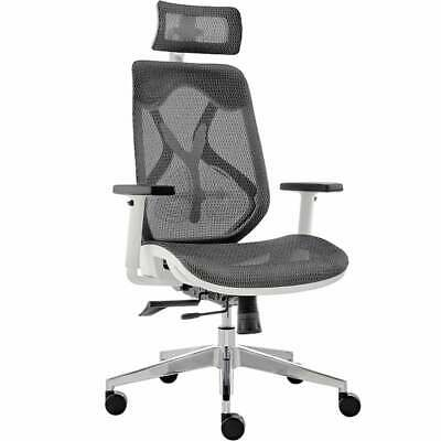 AU329 • Buy ErgoDuke Ultra-Flex Ergonomic Commercial Project High Back Office Chair With ...