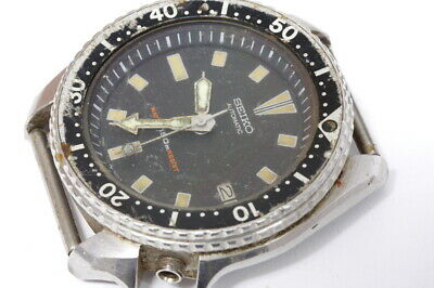 $ CDN109.37 • Buy Seiko 7002-700A Automatic Diver Watch For Repairs Or Parts   -13135