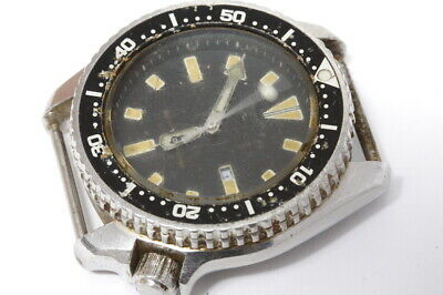 $ CDN78.54 • Buy Seiko Medium Diver 4205-015B Automatic Watch For Repairs Or For Parts   -13153