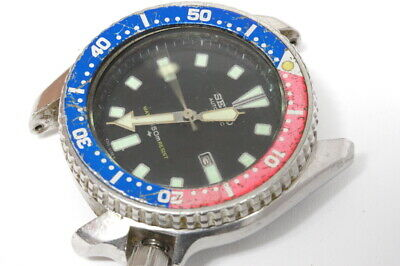 $ CDN78.54 • Buy Seiko Medium Diver 4205-015B Automatic Watch For Repairs Or For Parts  -13146