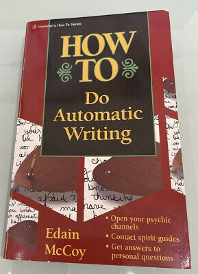 How To Do Automatic Writing Paperback – 1994 • 4£