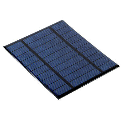 AU14.46 • Buy 2.5W 5V DIY Portable Solar Power Panel Charger Module For Outdoor Mobile Devi XX