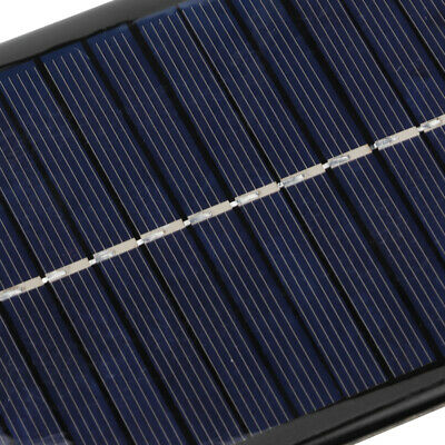 AU16.95 • Buy 2.5W 12V DIY Polycrystalline Silicon Solar Panel Board Charger Module For Pho XX