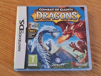 £1.50 • Buy Combat Of Giants Dragons - Ds - Very Good Condition