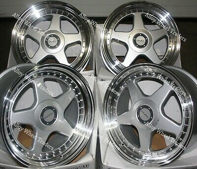 AU1098.78 • Buy 17  SP DR-F5 Alloy Wheels Fits Rover 25 45 200 400 Streetwise MG3 4x100