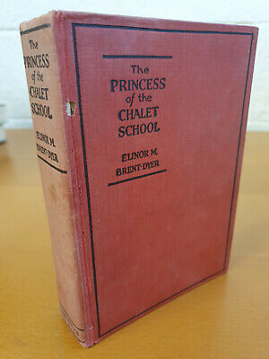 £12.99 • Buy ELINOR M. BRENT-DYER The Princess Of The Chalet School - 1933 Edition - W