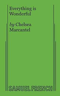 £13.79 • Buy Everything Is Wonderful By Marcantel, Chelsea Book The Cheap Fast Free Post New