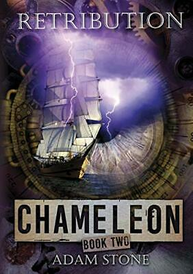 £10.99 • Buy Retribution - Chameleon Book Two By Stone, Adam Book The Cheap Fast Free Post