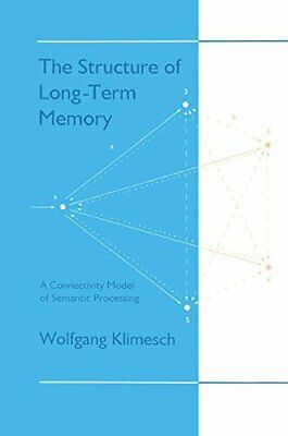 £48.89 • Buy The Structure Of Long-term Memory: A Connectivity Model... By Klimesch, Wolfgang