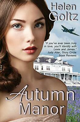 £22.09 • Buy Autumn Manor By Goltz, Helen Book The Cheap Fast Free Post New Book