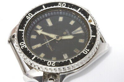 $ CDN110.03 • Buy Seiko Diver 7002-7001 Japan A Automatic Watch For Repairs Or Parts  -13139