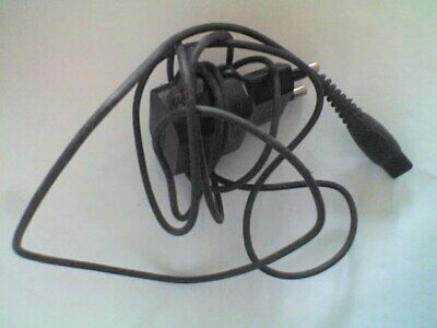 AU9.09 • Buy EU Adapter Shaver Charger Power Supply For Philips Norelco Razor HQ8505 - USED