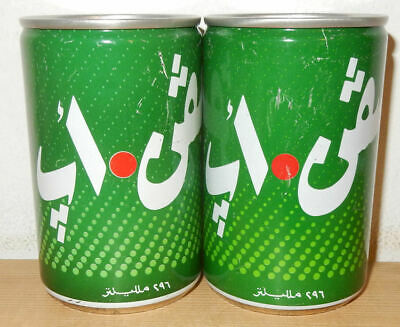 AU12.71 • Buy 2  7UP Soda Cans From OMAN (296ml)