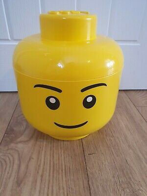 £12 • Buy Lego Boy Storage Head � Large - 5005528 - COLLECTION ONLY