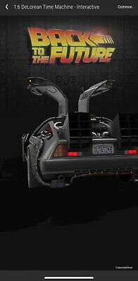 $175 • Buy NFT- VEVE—Delorean Time Machine-Back To The Future