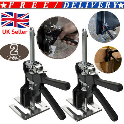 £25.98 • Buy 2 Pack Of LABOR-SAVING Arm Stainless Steel Tile Locator Wall Leveling Hand Tool
