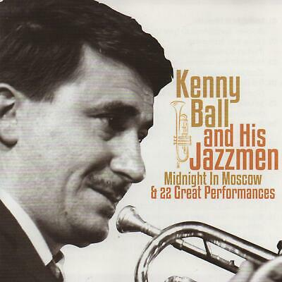 £4.49 • Buy Kenny Ball & His Jazzmen - Midnight In Moscow - New Cd!!