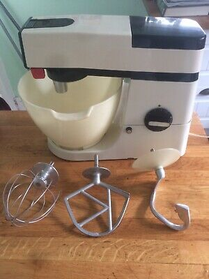 £79.99 • Buy KENWOOD CHEF - A901 - White  / Black Trim - Good Condition. 👌🌞🌞🌞🌞🌞✔️