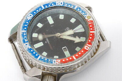 $ CDN73.33 • Buy Seiko Medium Diver 4205-0155 Automatic Watch For Repairs Or Parts   -13132