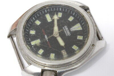 $ CDN119.65 • Buy Seiko Diver 7002-7000 Automatic Watch For Repairs Or Parts   -13141