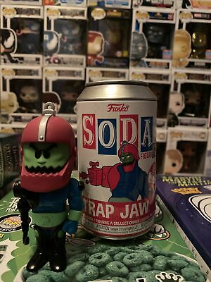 $29.99 • Buy Funko Soda Masters Of The Universe Trap Jaw 3,000 Piece