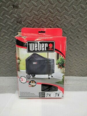 $ CDN42.32 • Buy Weber Premium Grill Cover  For  22  Performer Premium & Deluxe