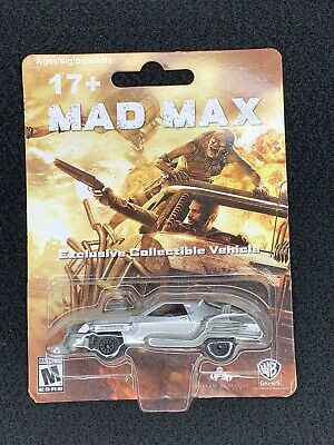 MAD MAX GameStop Exclusive Collectable Vehicle Promotional Toy Car Interceptor • 6.72£