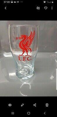 £9 • Buy Decorative Liverpool Fc Pint Glass Personalised Customised